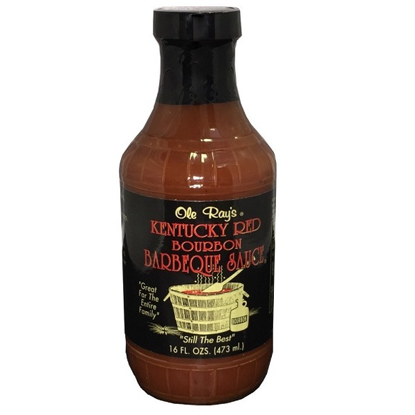 Ole Ray's Kentucky Red Bourbon Barbeque Sauce