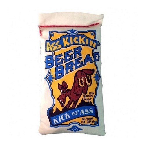 Ass Kickin' Beer Bread