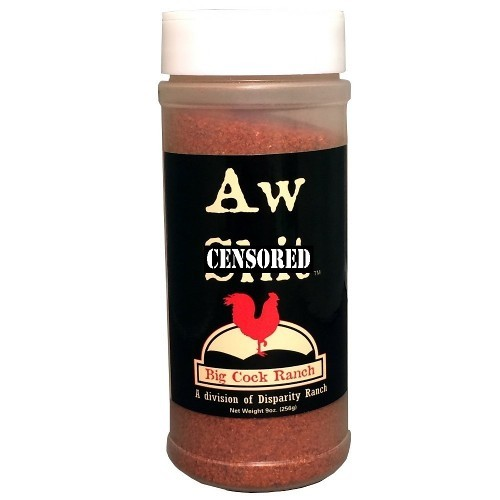 Aw Sh*t Hot n' Spicy Seasoning