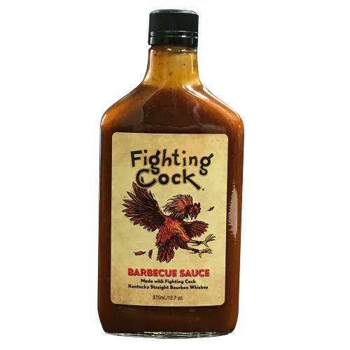Fighting Cock Barbecue Sauce