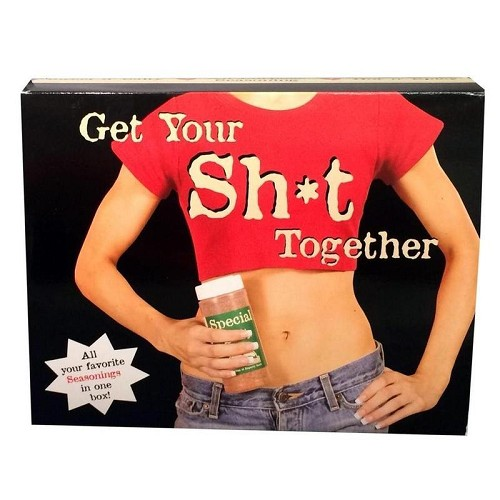 Get Your Sh*t Together Gift Box