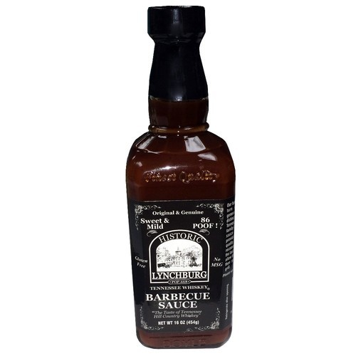 Historic Lynchburg Tennessee Whiskey Barbecue Sauce