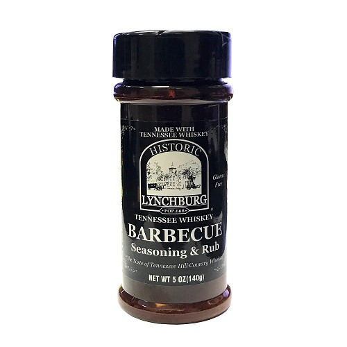 Lynchburg Tennessee Whiskey Barbecue Seasoning & Rub
