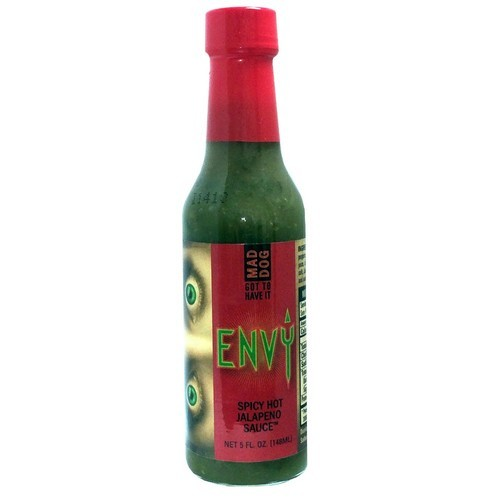 Mad Dog Envy Spicy Hot Jalapeno Sauce