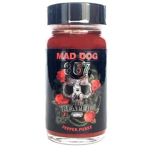 Mad Dog 357 Carolina Reaper Pepper Puree
