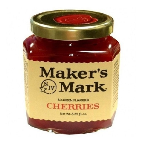 Maker's Mark Bourbon Flavored Cherries