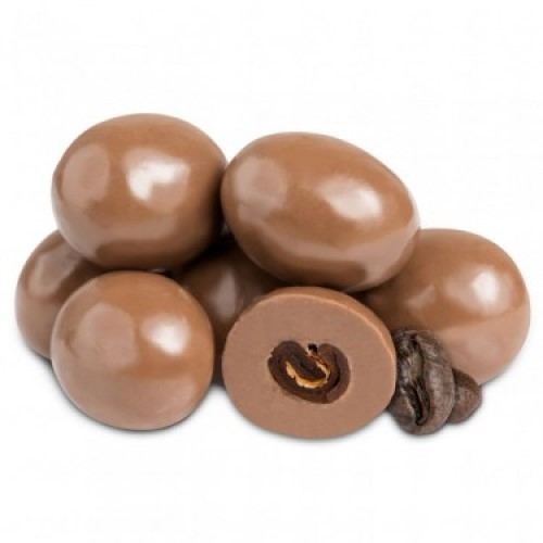 Milk Chocolate Espresso Beans