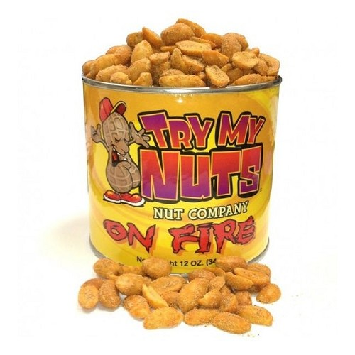 Try My Nuts on Fire