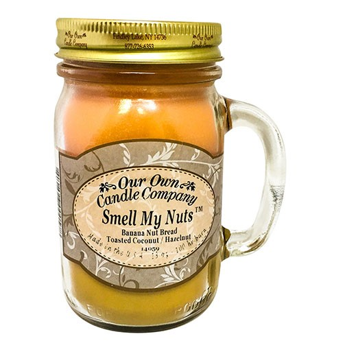 Smell My Nuts Candle