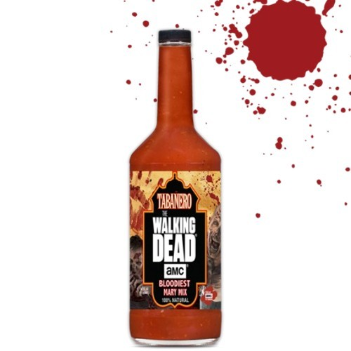 AMC The Walking Dead Bloodiest Mary Mix
